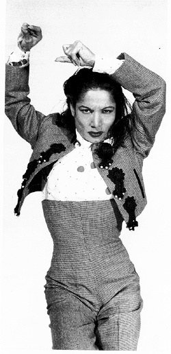 Carmen Amaya, gypsy dance